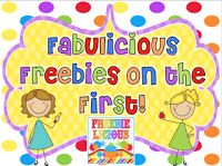 Tales-of-a-First-Grade-Teacher: A Freebie and shoutouts!