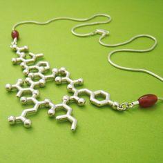 Molecule of Love - Oxytocin Necklace