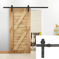 How to build barn door console or buffet - free plans by ANA-WHITE.com. #anawhite #anawhiteplans #nikkigrandy #diy #diyfurniture #barndoor #farmhouse #console #diyconsole Double Sliding Barn Doors, Sliding Barn Door Hardware, Do It Yourself Decorating, Decorating Blogs, Diy Furniture Plans, Farmhouse Furniture, Panel Doors, Windows And Doors, Barn Door Console