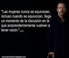 Las mujeres - Dr House