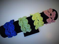 El blog de MARTIX: Pulseras Crochet