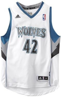 b13fc2a8396 NBA Minnesota Timberwolves Kevin Love Youth 820 Swingman Home Jersey Large  White >>> For more information, visit image link.