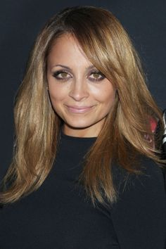 Swingy Layers  Layers, like Nicole Richie's here, are a perennial style favorite for a reason: They get rid of hanging weight to lighten up your 'do without removing a lot of length. They also frame your face and add movement and texture to your style.