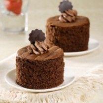RESEP DASAR CAKE COKELAT 2 Sajian Sedap