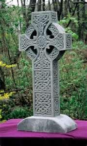 Garden Celtic Cross