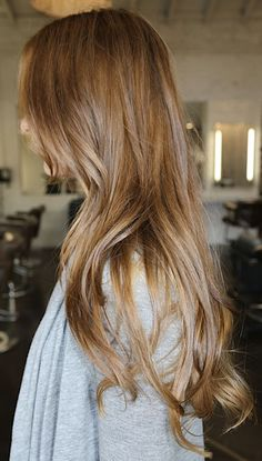 """Pinner said """"Color Correction: From Blonde to Brunette 