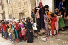 #Yemen facing 'forgotten crisis' as #humanitarian disaster looms...  Just over 10 million people in Yemen need food assistance, including 840,000 acutely malnourished children, while about 13 million have no access to safe water and sanitation, and more than 8 million lack adequate healthcare.