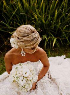 bride shot. GORG bride