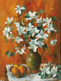 Paintings - Margaret Hannah Olley - Page 2 - Australian Art Auction Records Australian Painters, Australian Artists, Painting Still Life, Still Life Art, Popular Art, Beautiful Paintings, Artist Art, Love Art, Painting & Drawing