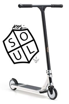 2017 KOS S4- SOUL - The Scooter Zone