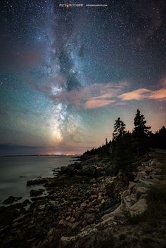Western Point in Acadia National Park by Mike Taylor on 500px