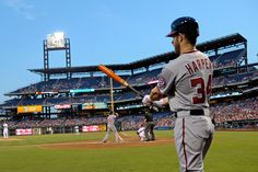 With three years remaining on his contract with the Nationals, the future of Bryce Harper in D.C. has becoming an increasingly touchy subject for Washington fans, so much so that a potential long-term extension was brought up on the conference call to address his 2015 NL MVP honors. Harper has given no indication he will leave Washington after the 2018 season, but it is widely known he grew up a fan of the New York Yankees.