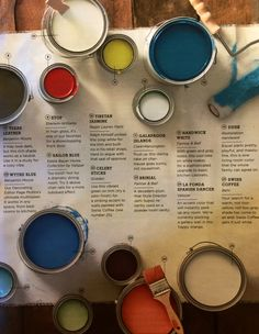 Paint Color Hall Of Fame