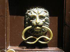 Door Bell |Dorsoduro, Venice, Veneto