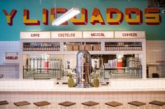 Cafe El Presidente, Tacombi's All Day Mexican Market