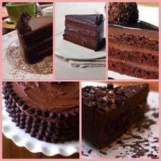Você sabe o que é bolo trufado?? Vejo muitas receitas por aí mas a maioria só tem trufa no nome!! Veja as dicas para preparar um verdadeiro bolo trufado.
