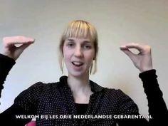 Dating gebarentaal