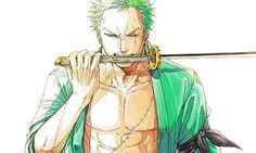 Shared by OtakuGhoul. Find images and videos about anime boy, one piece and zoro on We Heart It - the app to get lost in what you love. Roronoa Zoro, Zoro Nami, Anime D, Anime Comics, Anime Guys, Zoro One Piece, One Piece Anime, Watch One Piece, Tsurezure Children