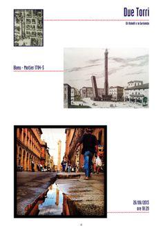 """""""Due Torri""""  dall'anteprima di """"Bologna Incisa Digitale"""": http://www.youcanprint.it/youcanprint-libreria/cataloghi-arte/bologna-bonetti-tarozzi.html - http://bolognaincisadigitale.bolognart.com/ - tra pochissimo disponibile anche in ebook !"""