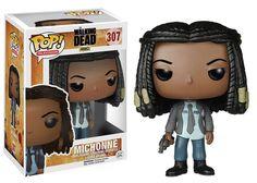 Funko Pop TV: The Walking Dead Season 5 - Michonne Vinyl Figure #FunKo