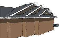 Gable roof within gable designs on gable design like for Hip roof design software