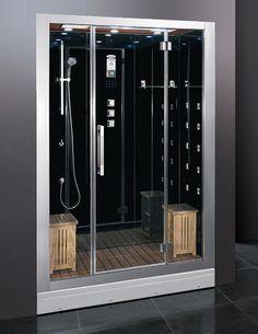 Ariel Platinum DZ972F8 Steam Shower Unit