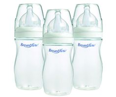 The First Years Breastflow 9-oz. Bottle