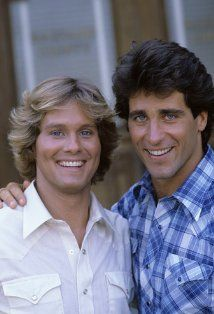 Byron Cherry and Christopher Mayer played Coy and Vance Duke in the original Dukes of Hazzard tv series