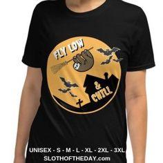 Halloween Sloth Archives - Sloth Of The Day Sloth, Tank Man, Halloween, Mens Tops, Sloth Animal, Sloths, Spooky Halloween