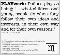 About Playwork - Malarkey