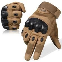 Touch Screen Tactical Gloves Military Army Paintball Shooting Airsoft Combat AntiSkid Rubber Hard Knuckle Full Finger Gloves Color Black Gloves Size S Paintball, Tactical Gloves, Tactical Gear, Airsoft, Nylons, Camouflage, Hunting Gloves, Surplus Militaire, Army Gears