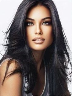 Most Beautiful Faces, Stunning Eyes, Beautiful Women Pictures, Beautiful Girl Image, Gorgeous Women, Brunette Beauty, Hair Beauty, Pretty Eyes, Bride Hairstyles