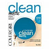 COVERGIRL Clean Matte Pressed Powder Classic Ivory Warm 510 , .35 oz - http://47beauty.com/covergirl-clean-matte-pressed-powder-classic-ivory-warm-510-35-oz/