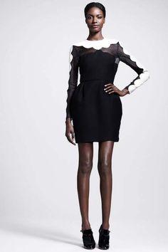 Fall Fashion Trends 2013: Ladylike Bell Shape Silhouette - theFashionSpot
