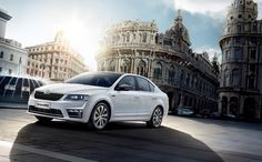 skoda octavia Desktop Pictures, High Quality Wallpapers, Car Wallpapers, Cars And Motorcycles, Louvre, Building, Vehicles, Dreams, Free