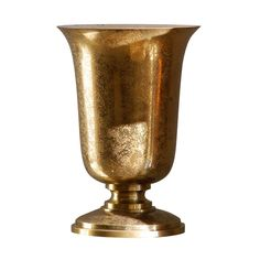 Patinated brass Art Deco urn lamp by Genet & Michon   From a unique collection of antique and modern table lamps at http://www.1stdibs.com/furniture/lighting/table-lamps/