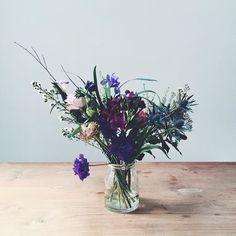 Saturdays  #saturday #happyhome #weekend #flowers by annelienne