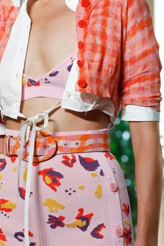 The complete Altuzarra Spring 2019 Ready-to-Wear fashion show now on Vogue Runway. Couture Mode, Style Couture, Couture Fashion, Runway Fashion, Fashion Details, Look Fashion, High Fashion, Fashion Show, Fashion Design