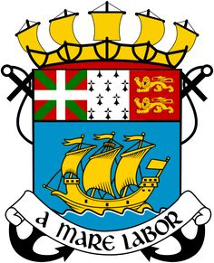 Coat of Arms of Saint-Pierre and Miquelon - Saint Pierre and Miquelon - Wikipedia, the free encyclopedia