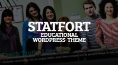 Statfort-WordPress-Theme