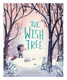 Take a look at this The Wish Tree Hardcover today!