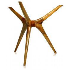 Desmobilia - Móveis, vintage e design para você reinventar seu espaço Base mesa de jantar 3 pés - Mesas na desmobilia.com.br