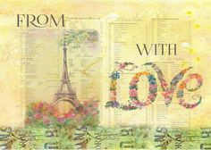 Paris is always a good idea, asketchaday-ConnecticutRamblings: TAKE ME TO PARIS