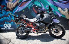 BMW R 1200 GS Pharaon CO #GDL #BMW #Motorrad