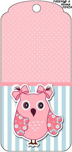 http://fazendoanossafesta.com.br/2013/09/corujinha-rosa-kit-completo-com-molduras-para-convites-rotulos-para-guloseimas-lembrancinhas-e-imagens.html/