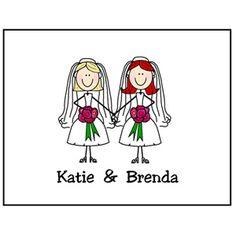 two brides lesbian wedding