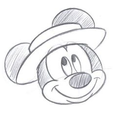 Goofy I trained under the Disney Design Group to learn to draw the Disney characters accurately and on-model. I also taught these characters in drawing classes in the Disney parks. Pencil
