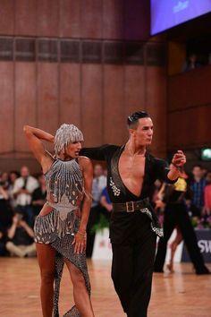 Gabriele Goffredo and Anna Matus - WDSF Grand Slam Latin Stuttgart German Open 12 August 2016