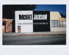 Mr. Brainwash (aka Thierry Guetta), Street Art, R.I.P. Michael Jackson