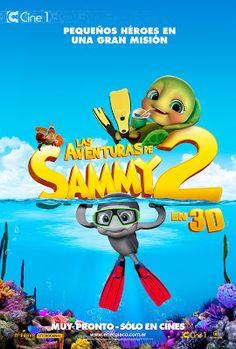 Las aventuras de Sammy 2 - online 2012